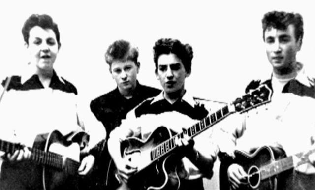 Beatles no inicio da carreira