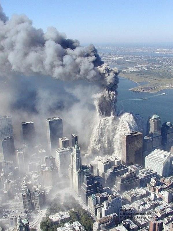 Destruição das torres gêmeas