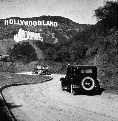 Hollywood antigamente