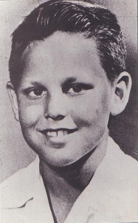 Jim Morrison aos 12 anos