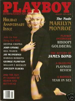 Marilyn Monroe na Playboy