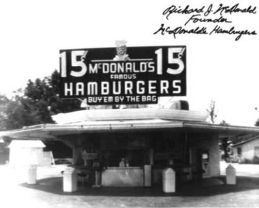 Primeiro Mc Donalds