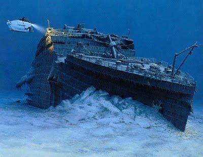 Verdadeiro Titanic
