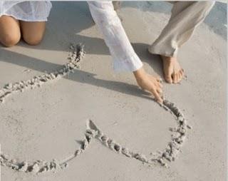 coração na areia relacionamento jogo de xadrez